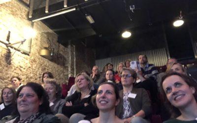 Een zaaltje vol in 't Pand, 11 november 2019